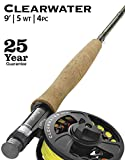 Orvis Clearwater Fly Rod Outfit 905-4 - 5wt 9ft...