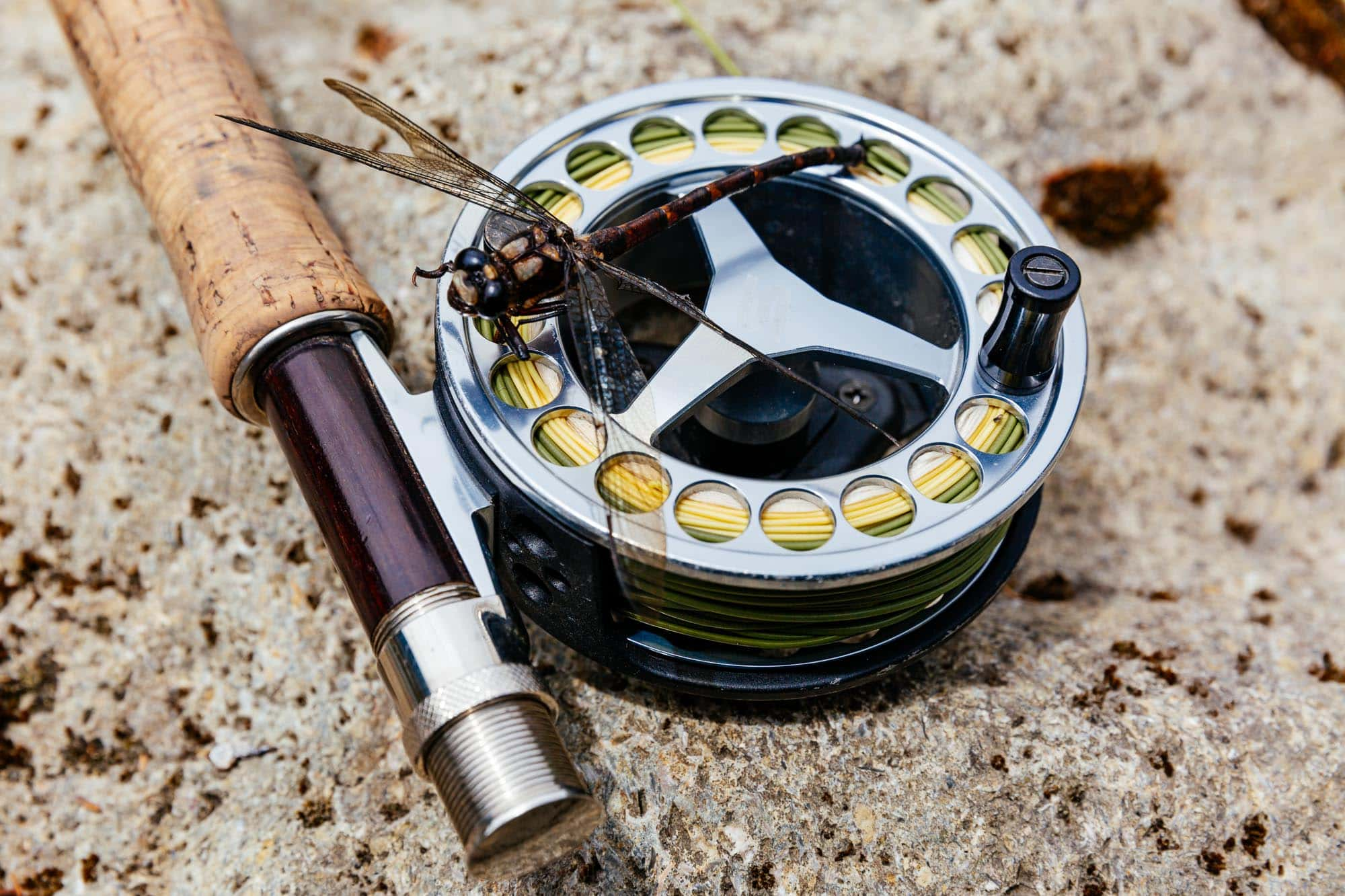 types of fishing reels and where they are best used, Reel Combo