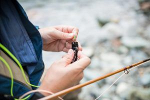 fly fishing nippers