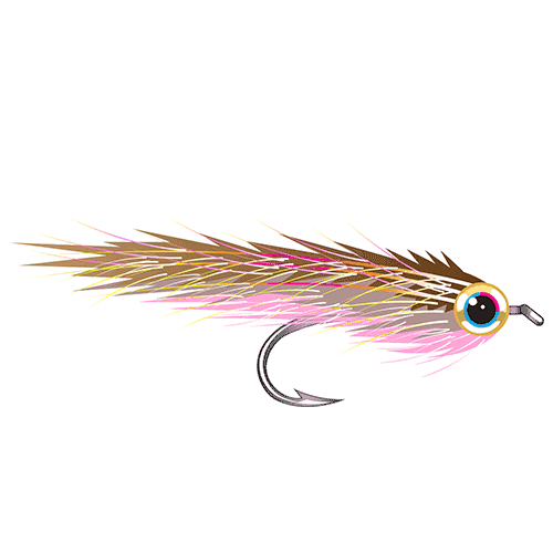 streamer fishing fly fisher pro