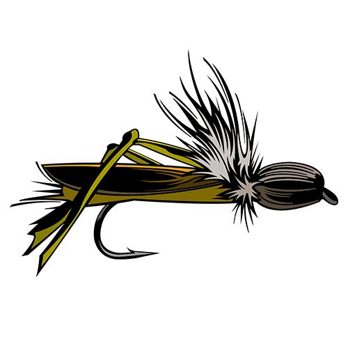 fly fisher pro terrestrials