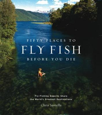 Fly Fishing Travel Book