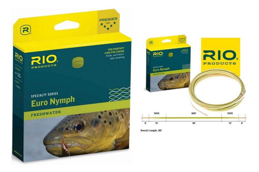 RIO Fly Fishing Euro Nymph Line