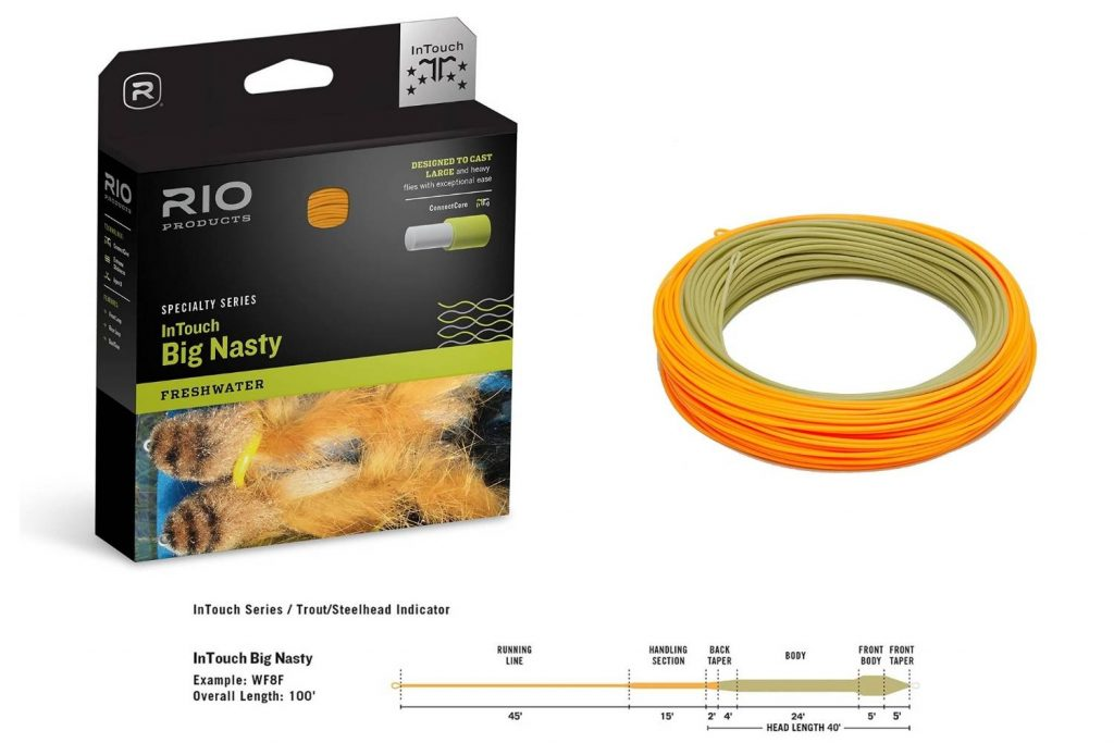 RIO Products InTouch Fly Line