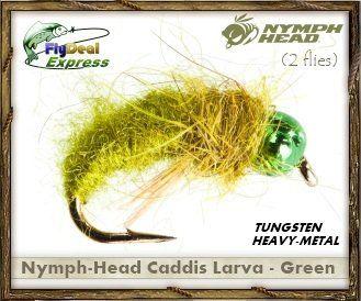 caddis larva nymph
