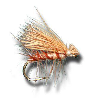 elk hair caddis fly