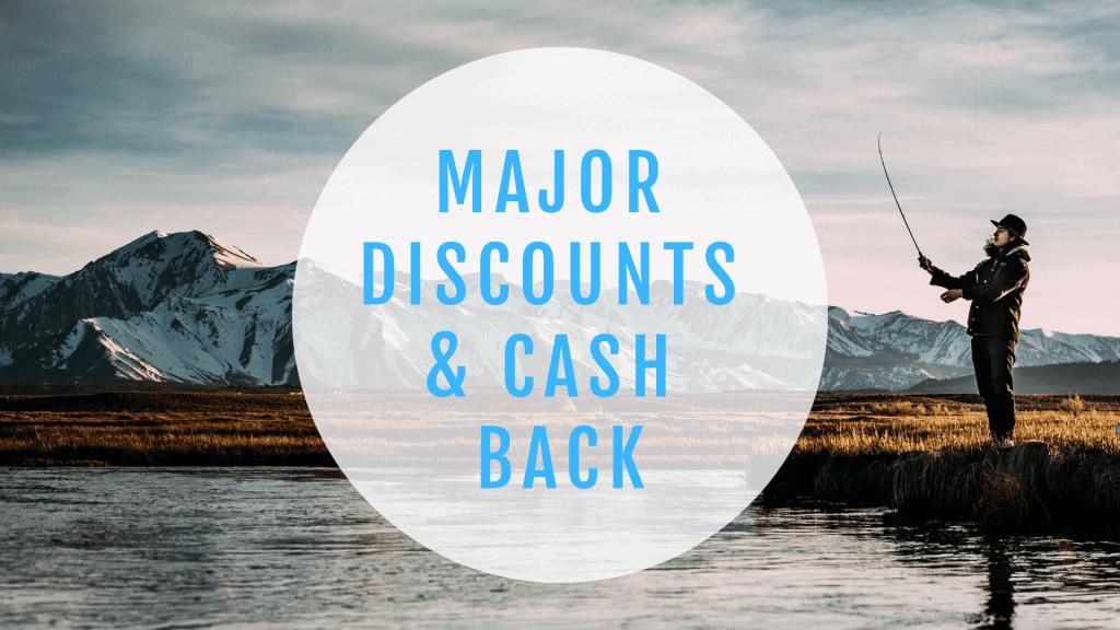 Major Discounts
