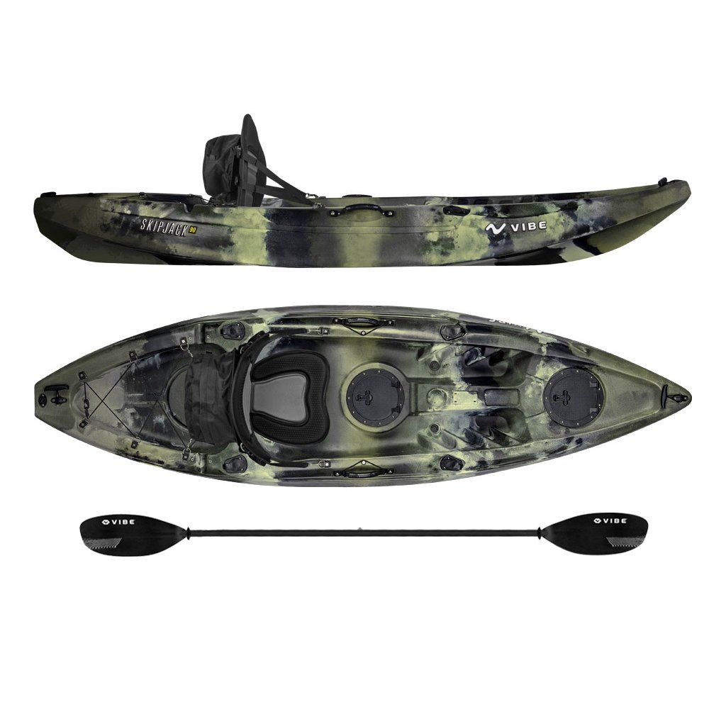 vibe kayak reviews