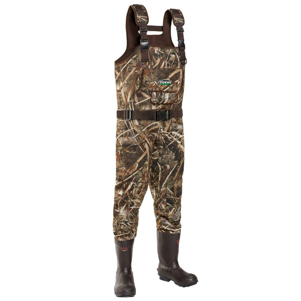 TideWe Chest Wader review