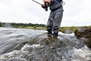 waterproof fishing waders