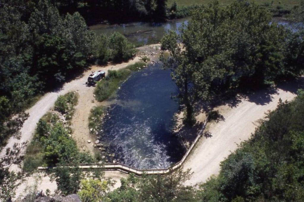 Roubidoux Creek