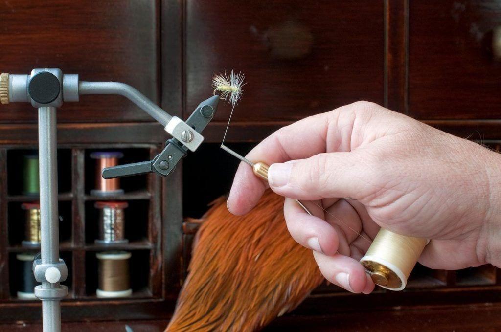 beginner fly tying kit