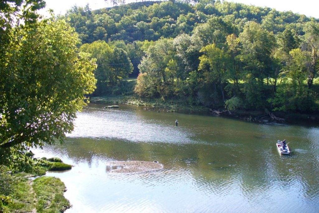 Norfork River