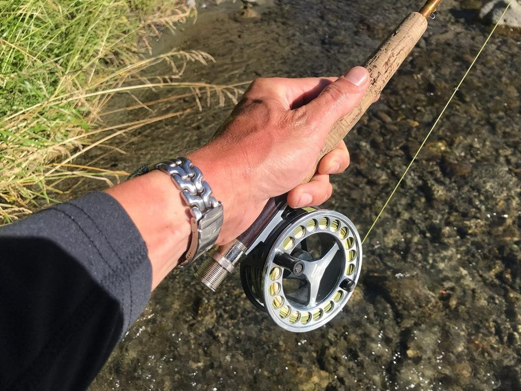 sage fly reel review
