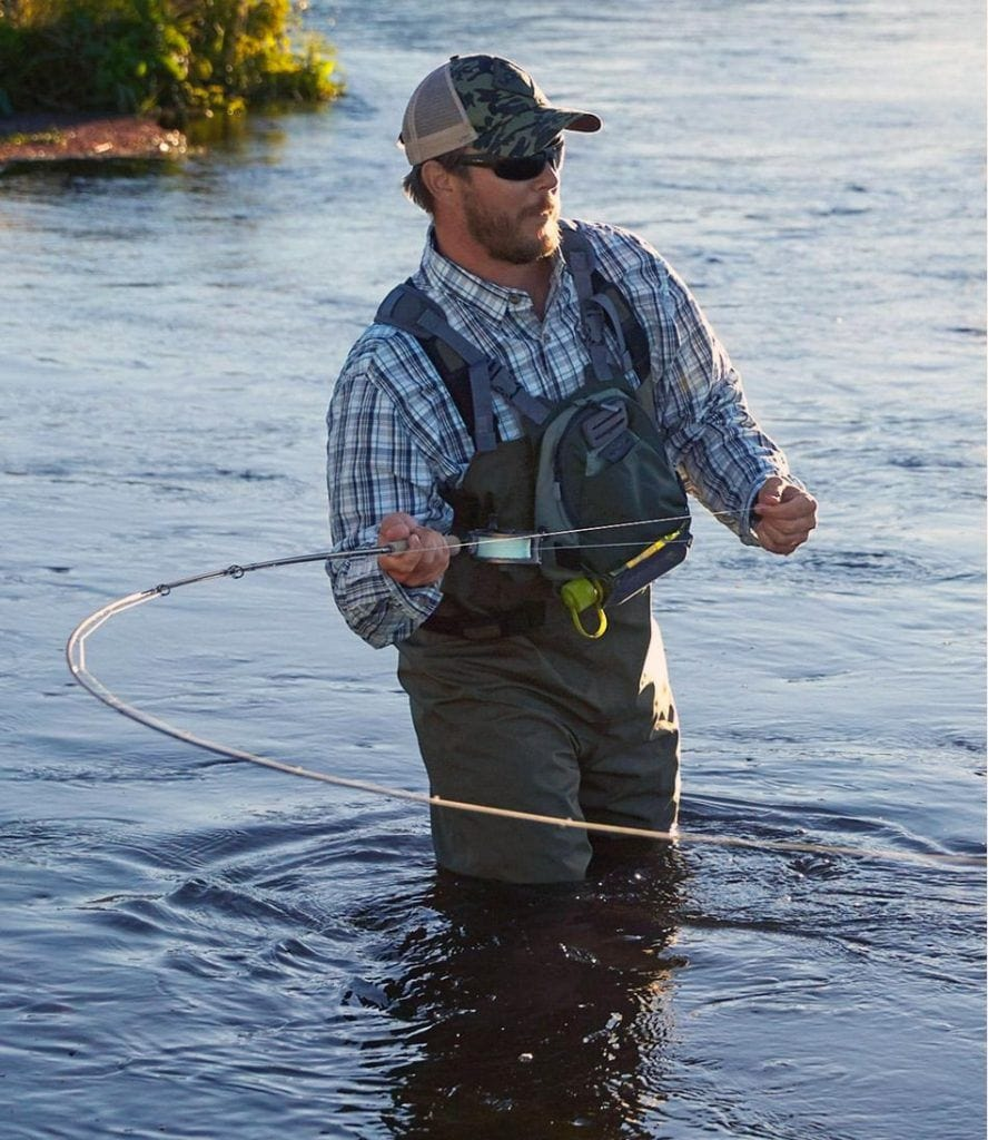 best fly fishing chest packs