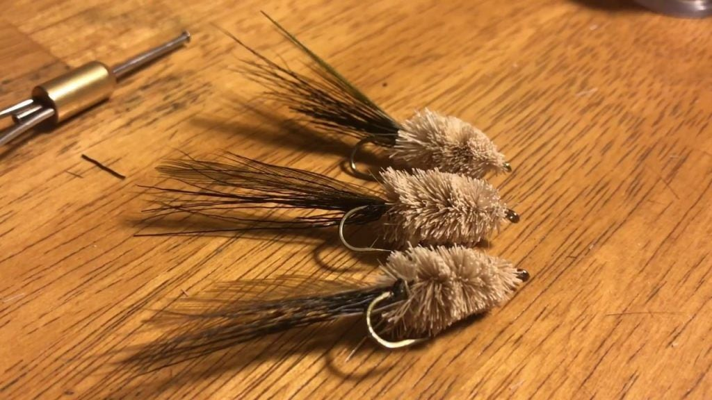 Deer Hair Bass Bug