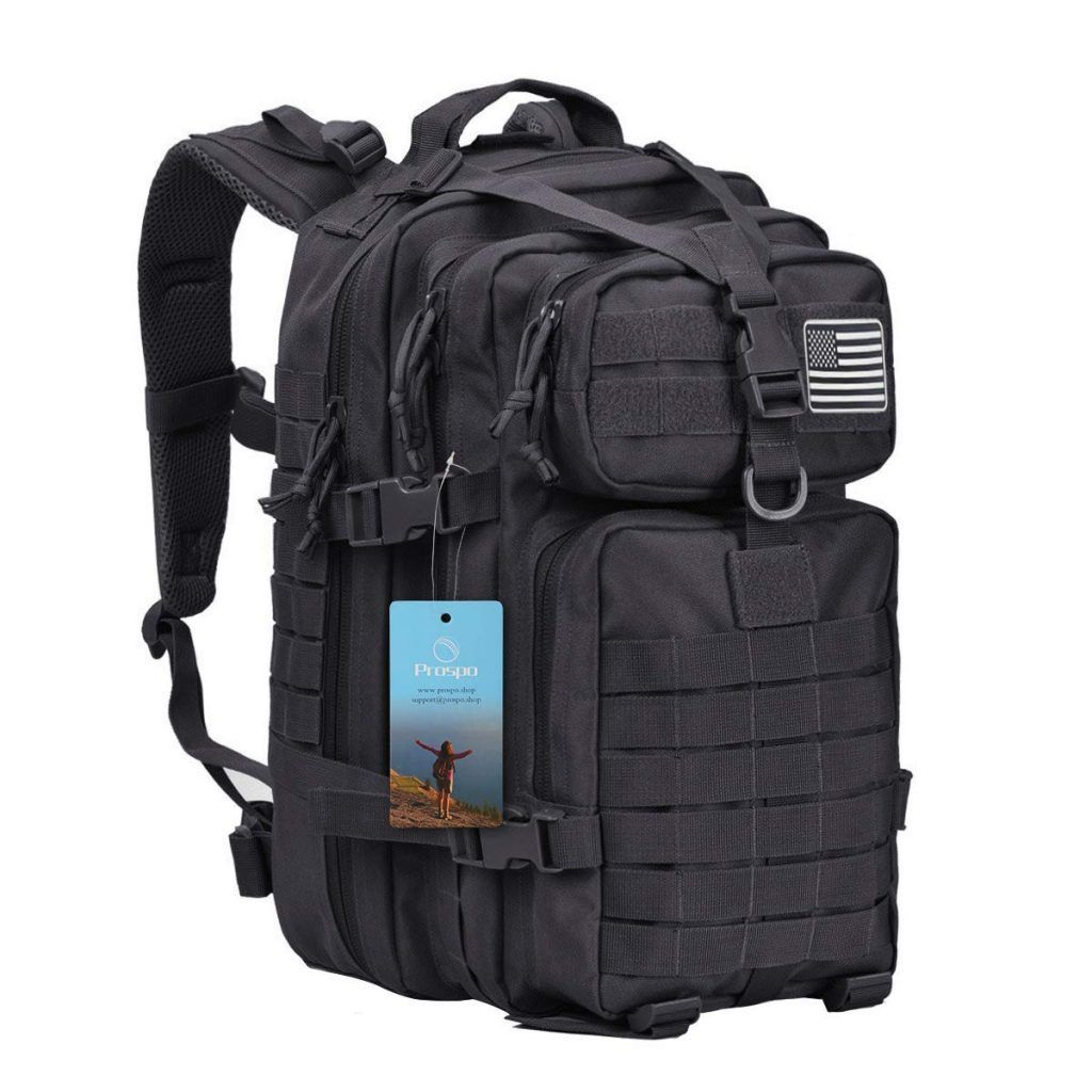 Prospo 40L Military Tactical Backpack