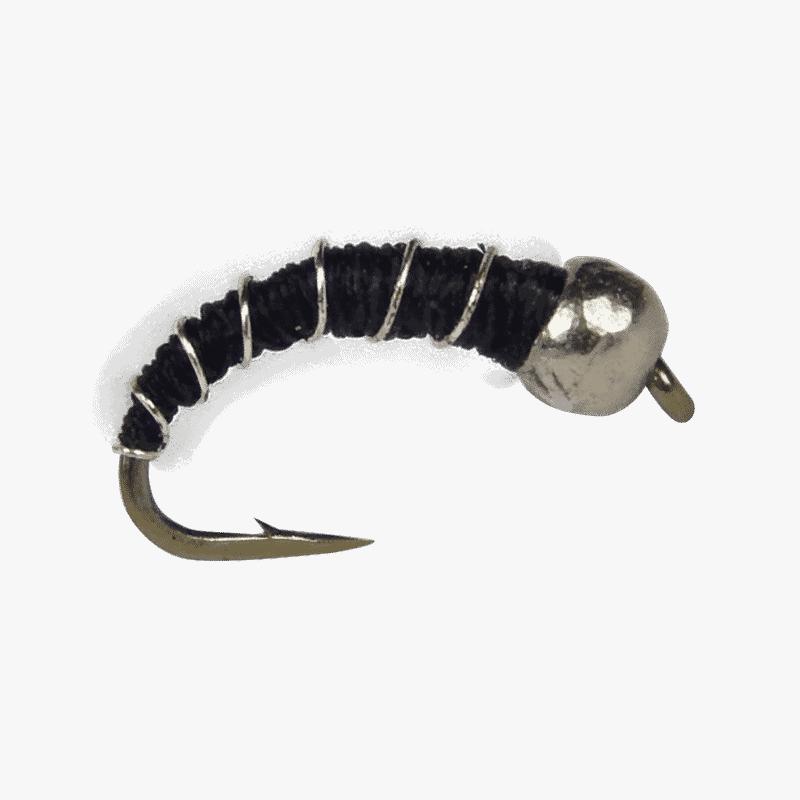 zebra midge