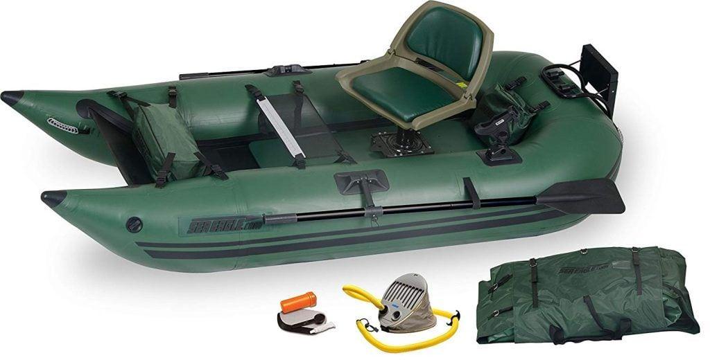 Sea Eagle 285 Pontoon Boat