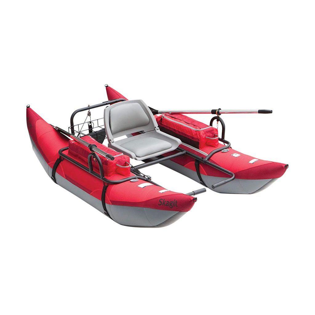 Skagit Inflatable Pontoon Boat