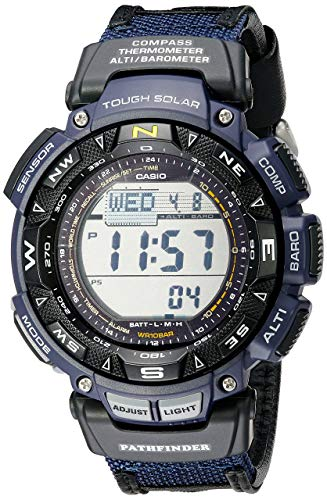 casio fishing watch