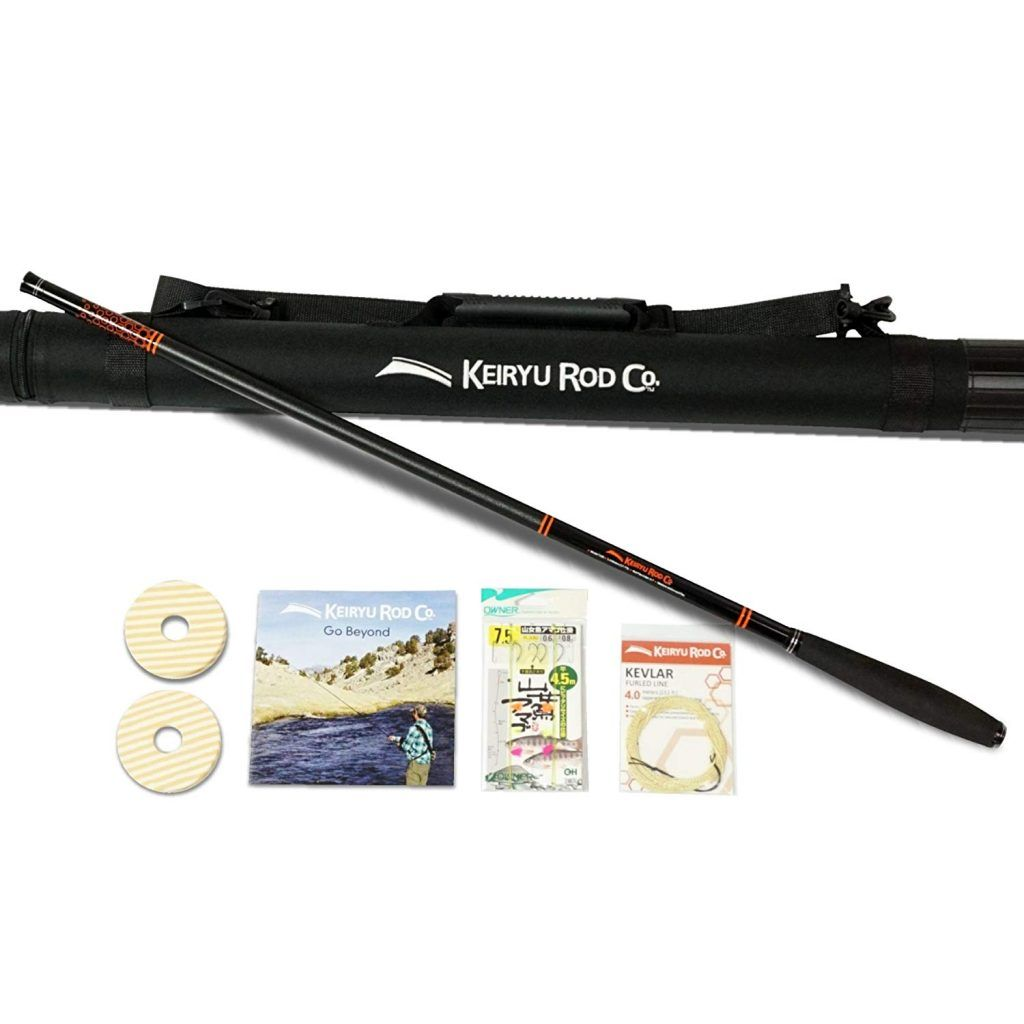 Keiryu Rod Co. Telescoping Rod Review