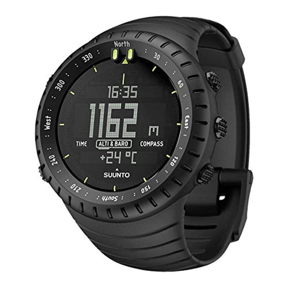 sunnto core fishing watch