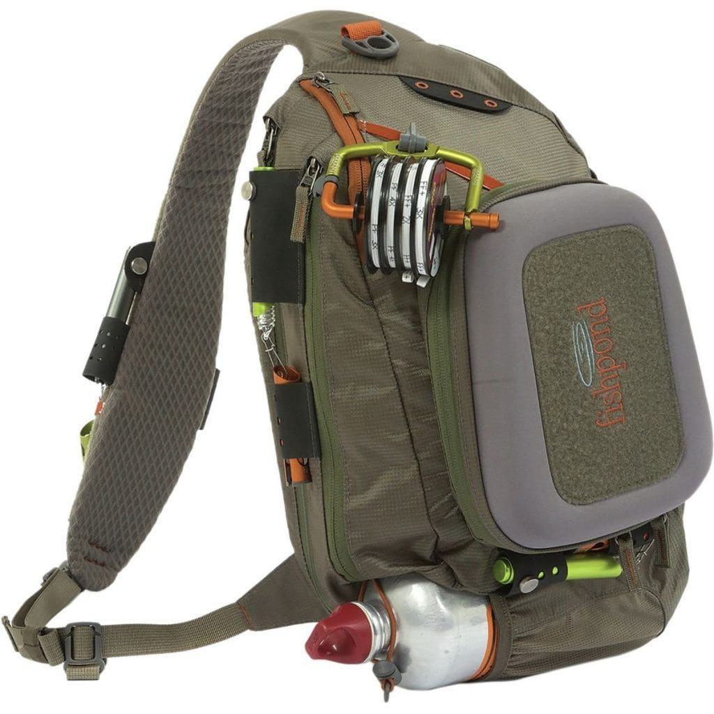 FishPond Summit Sling Pack review