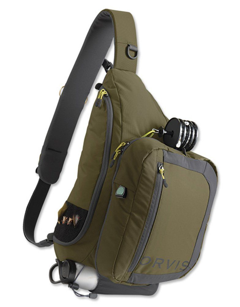 Orvis Safe Passage review