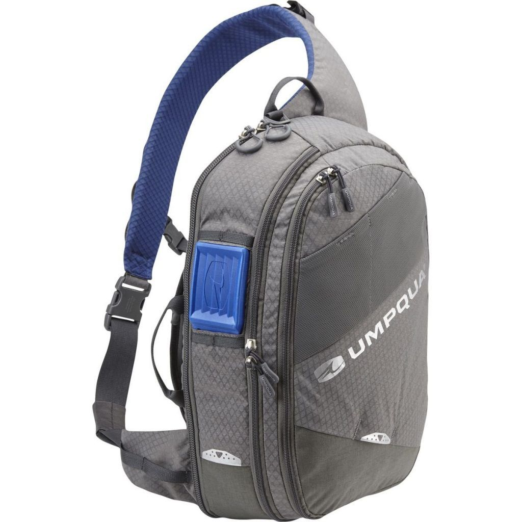 Umpqua Steamboat Sling pack review