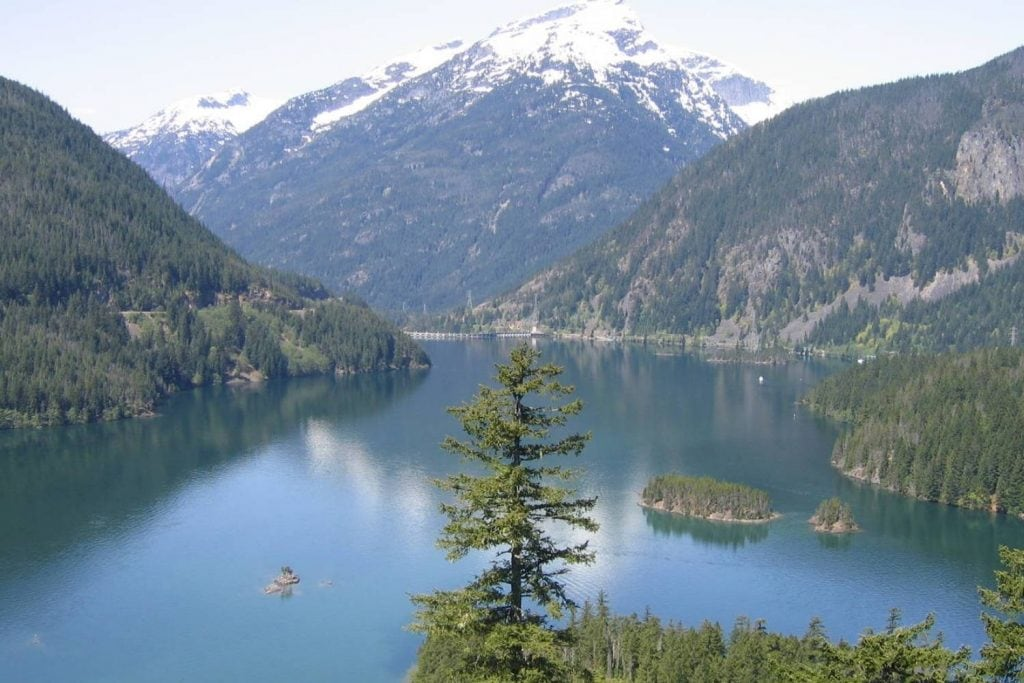 Ross Lake Natural Recreation Area