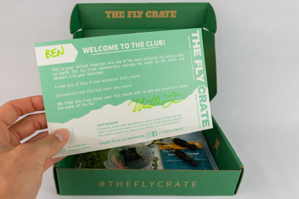 the fly crate