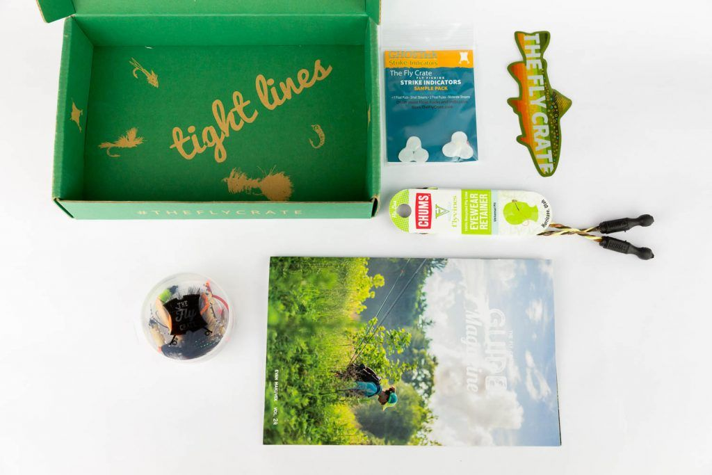 fly fishing box subscription