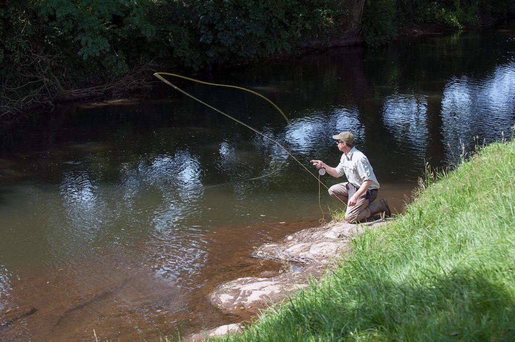 classic trout rod redington