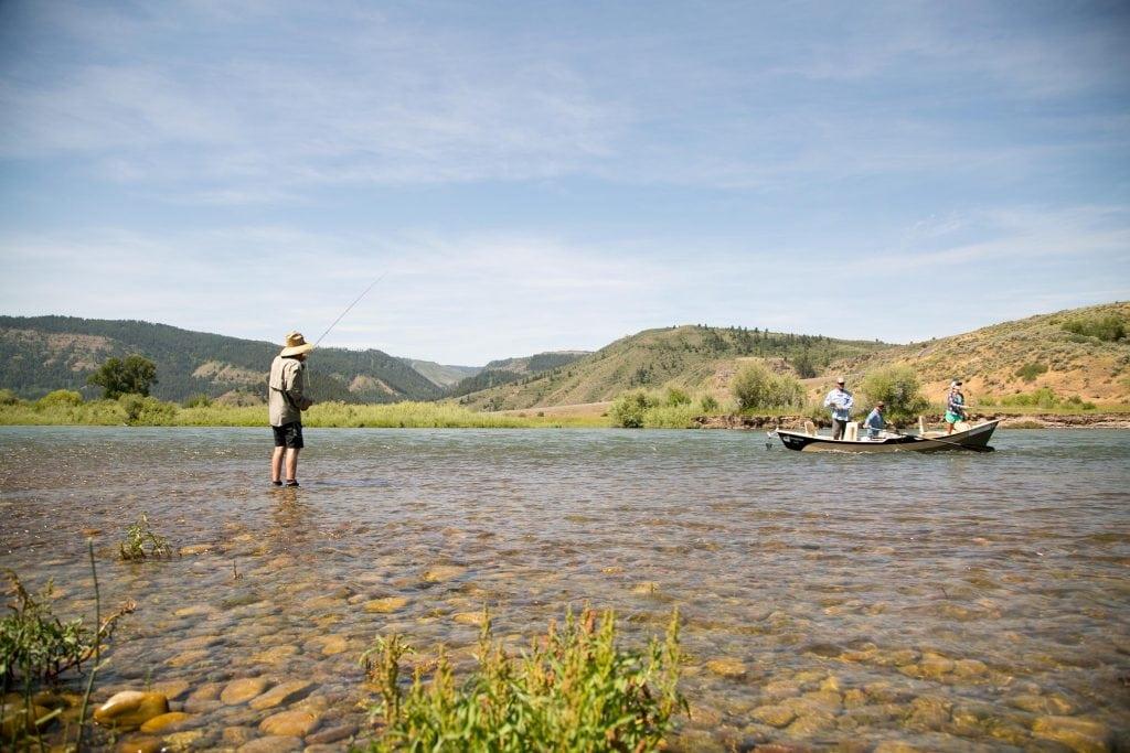 Henrys Fork of the Snake River