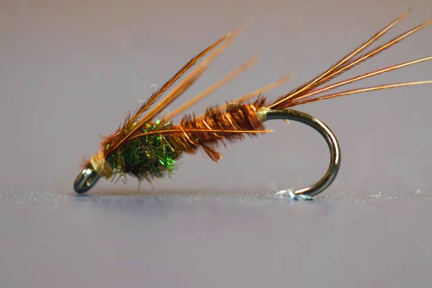 How To Fish The Pheasant Tail Nymph