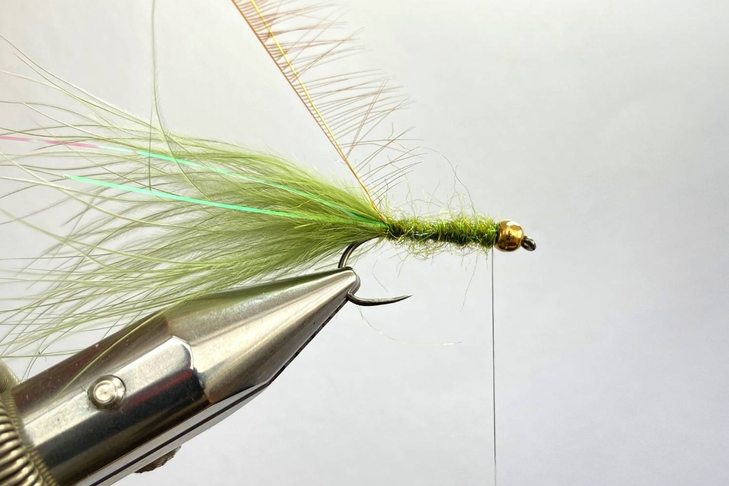 How to Tie The Wooly Bugger Fly step 10