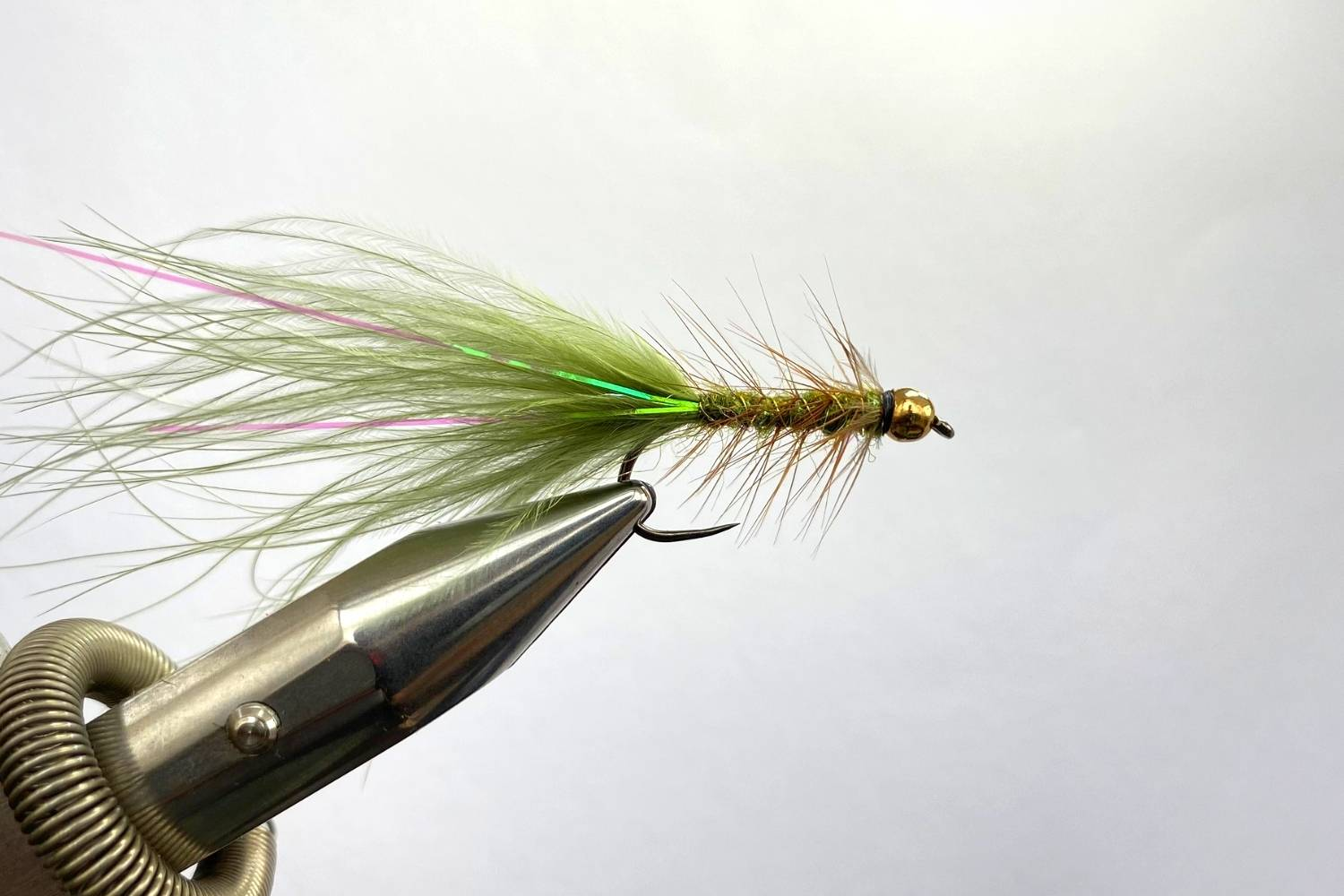 How to Tie The Wooly Bugger Fly step 14