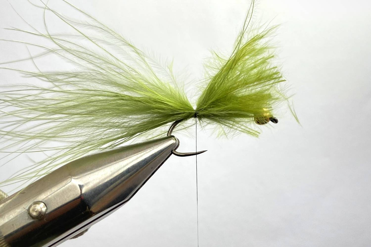 How to Tie The Wooly Bugger Fly step 3