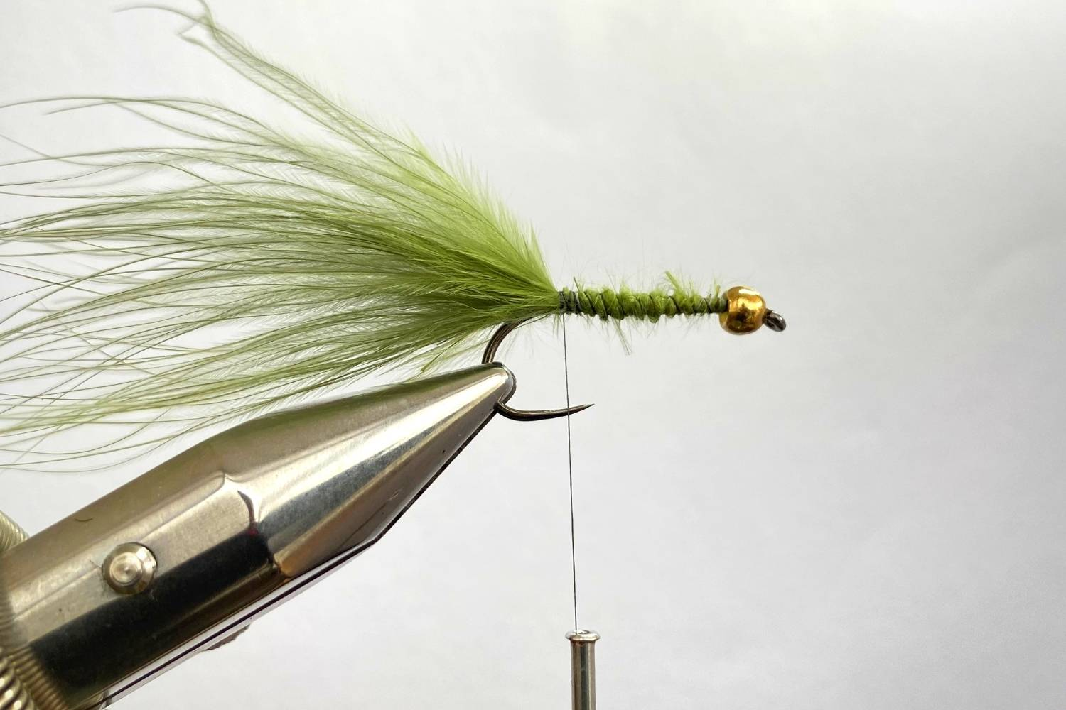 How to Tie The Wooly Bugger Fly step 4