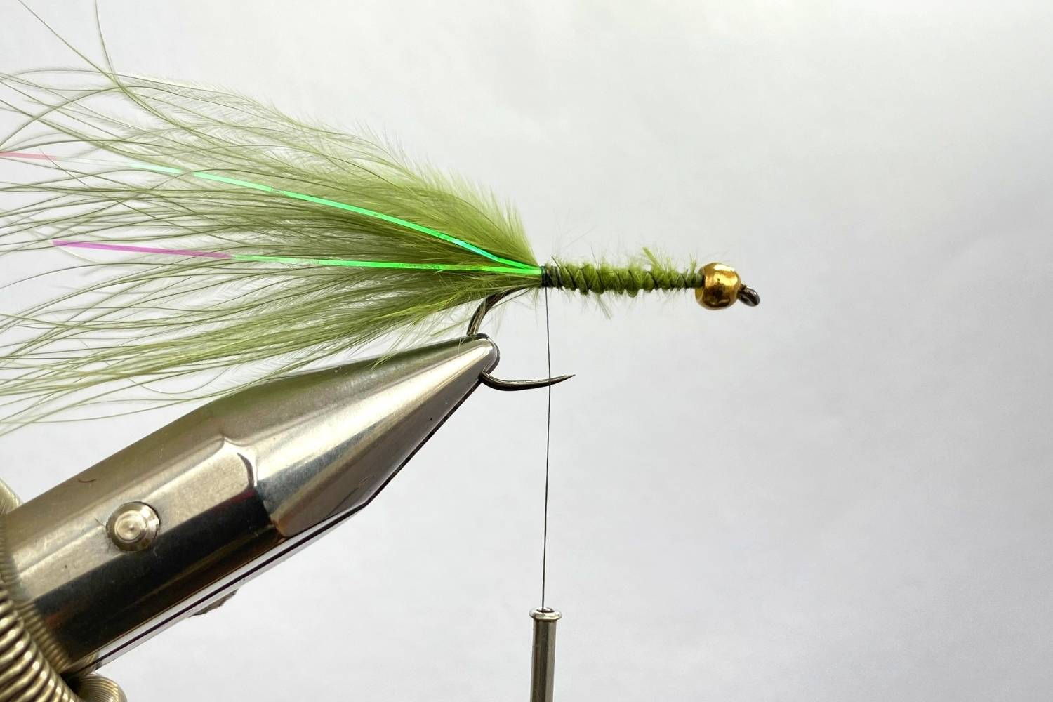 How to Tie The Wooly Bugger Fly step 5