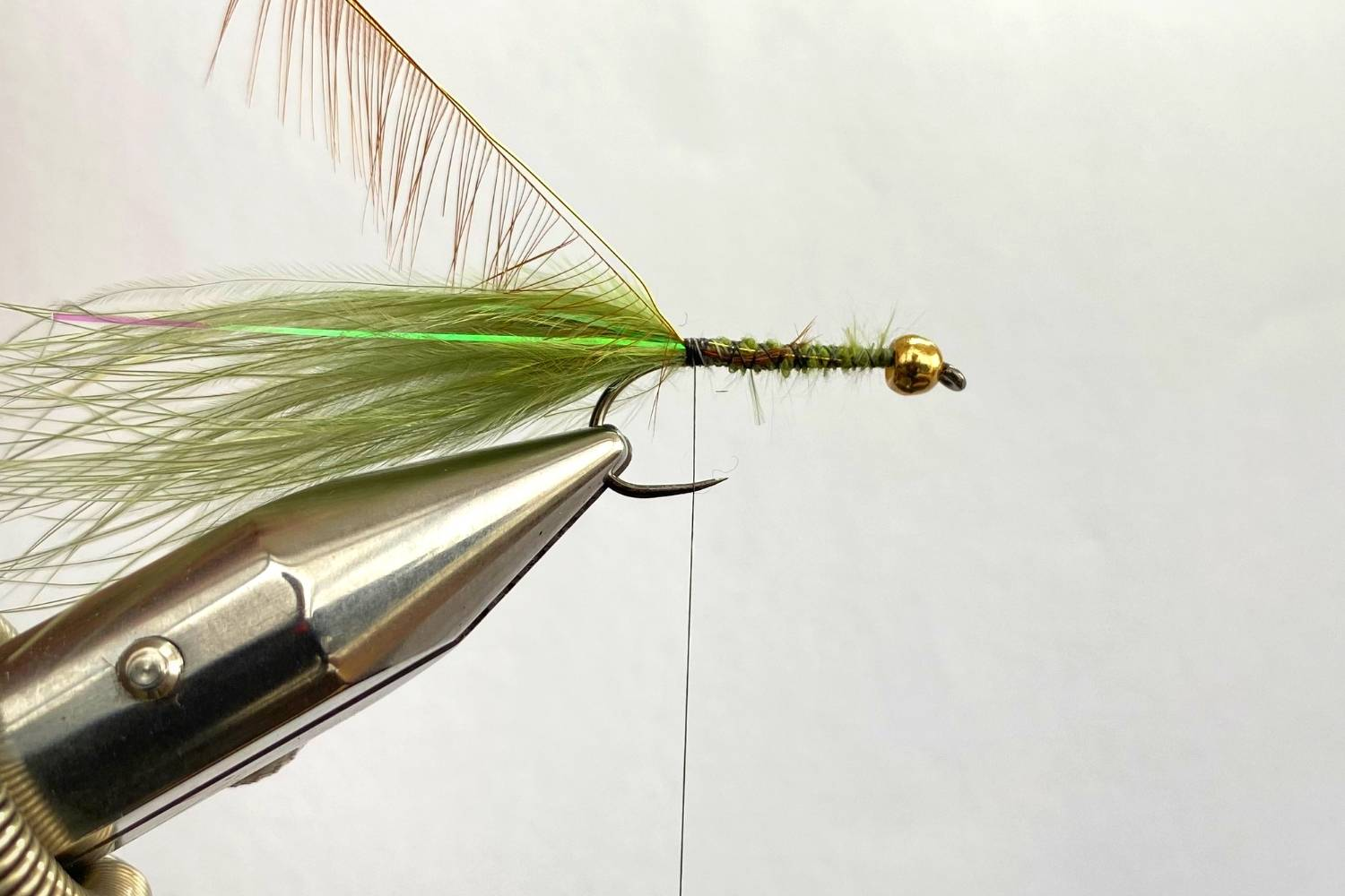 How to Tie The Wooly Bugger Fly step 6