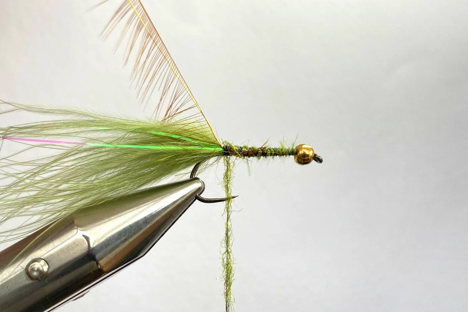 How to Tie The Wooly Bugger Fly step 7
