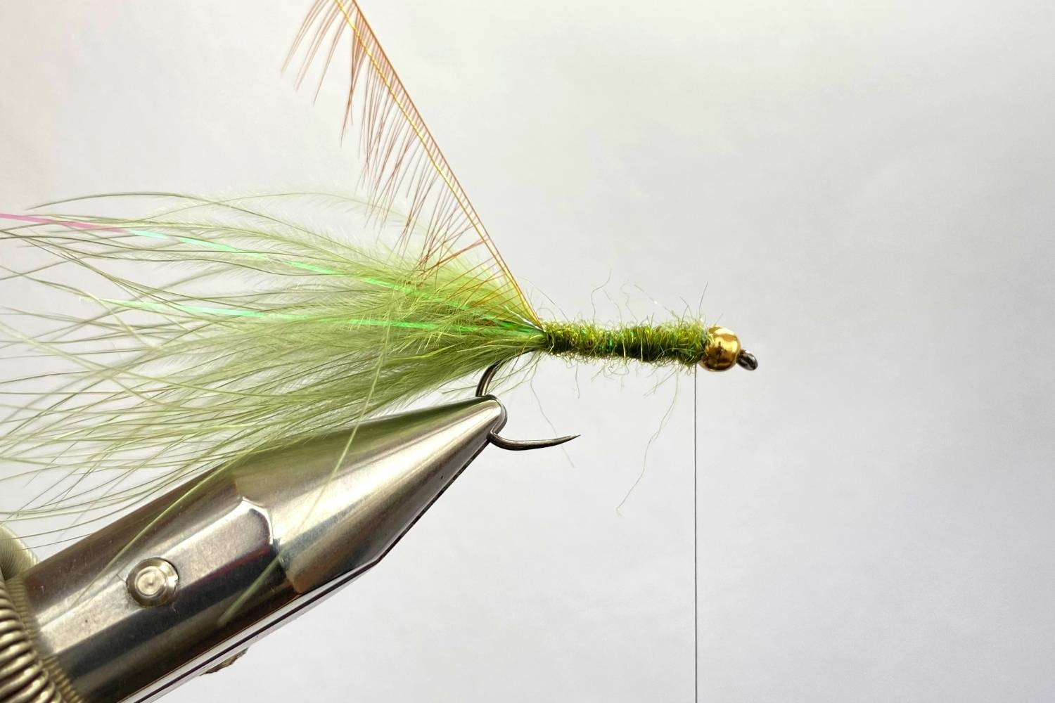 How to Tie The Wooly Bugger Fly step 9