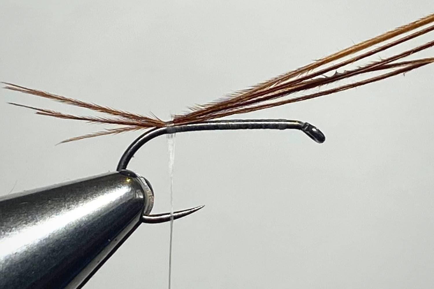 How to Tie a Pheasant Tail Nymph Fly step 3
