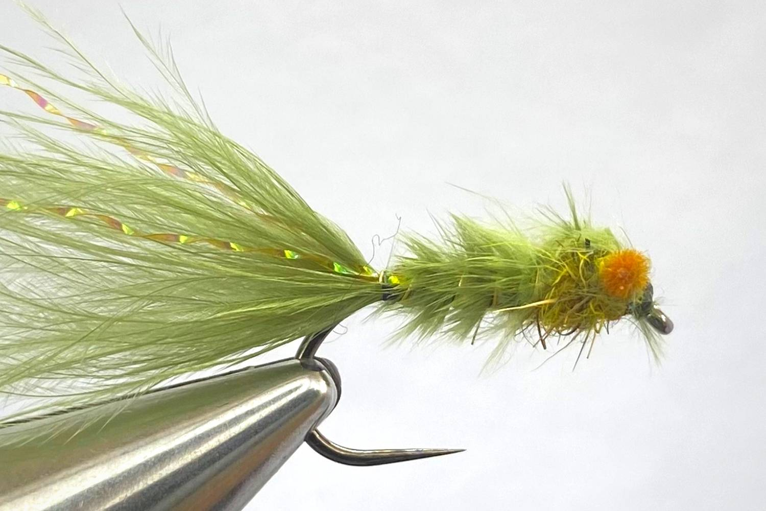 How to tie a Damselfly Nymph fly step 10