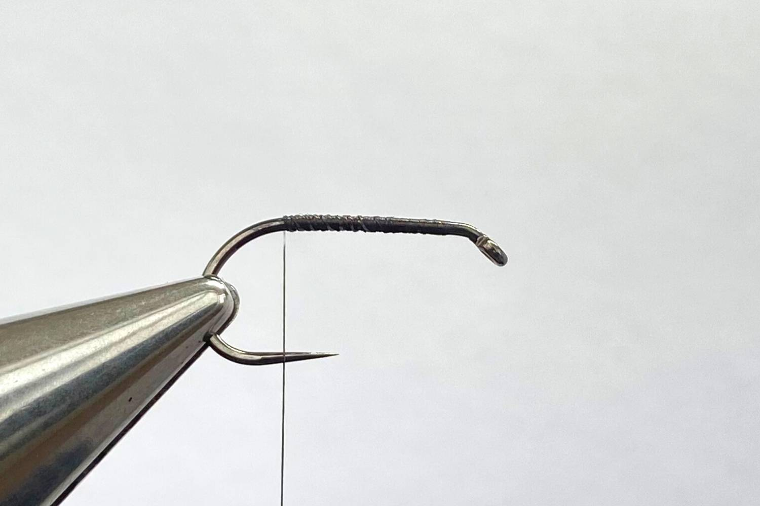 How to tie a Damselfly Nymph fly step 2