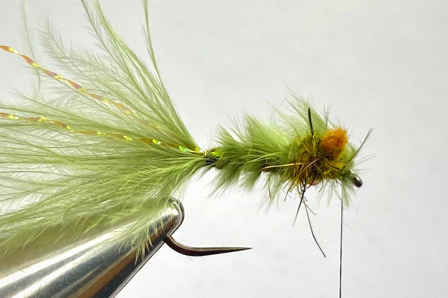 How to tie a Damselfly Nymph fly step 9