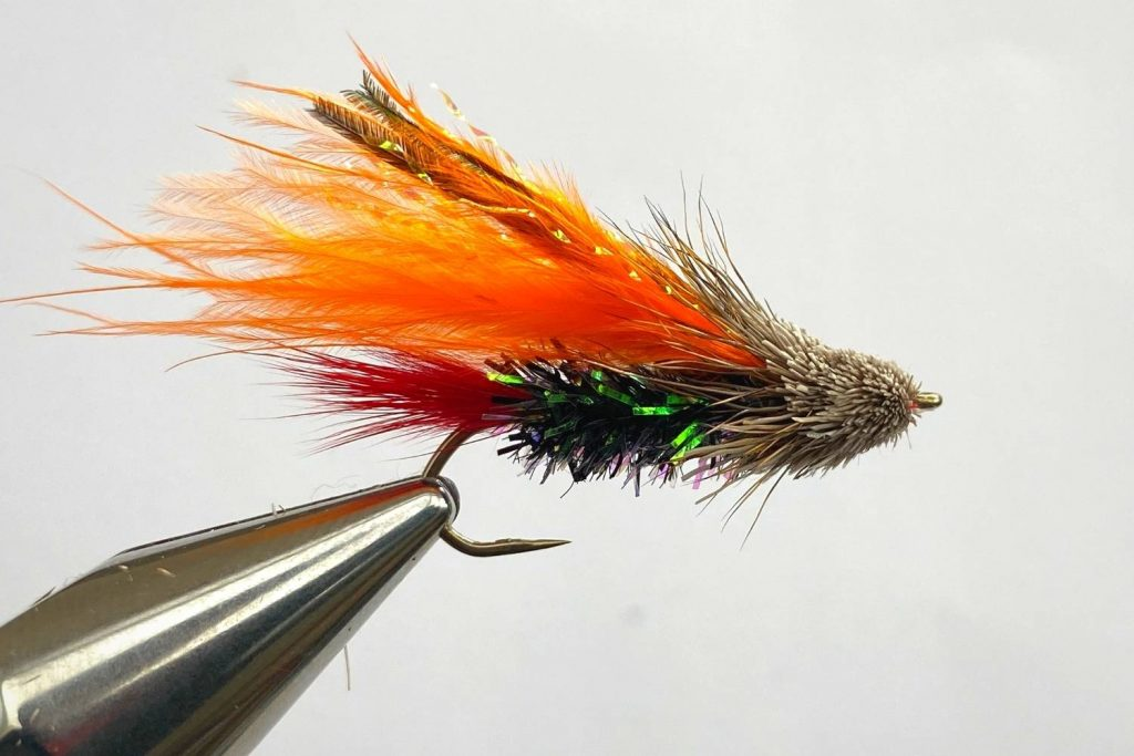 How to tie the Muddler Minnow Fly step 10