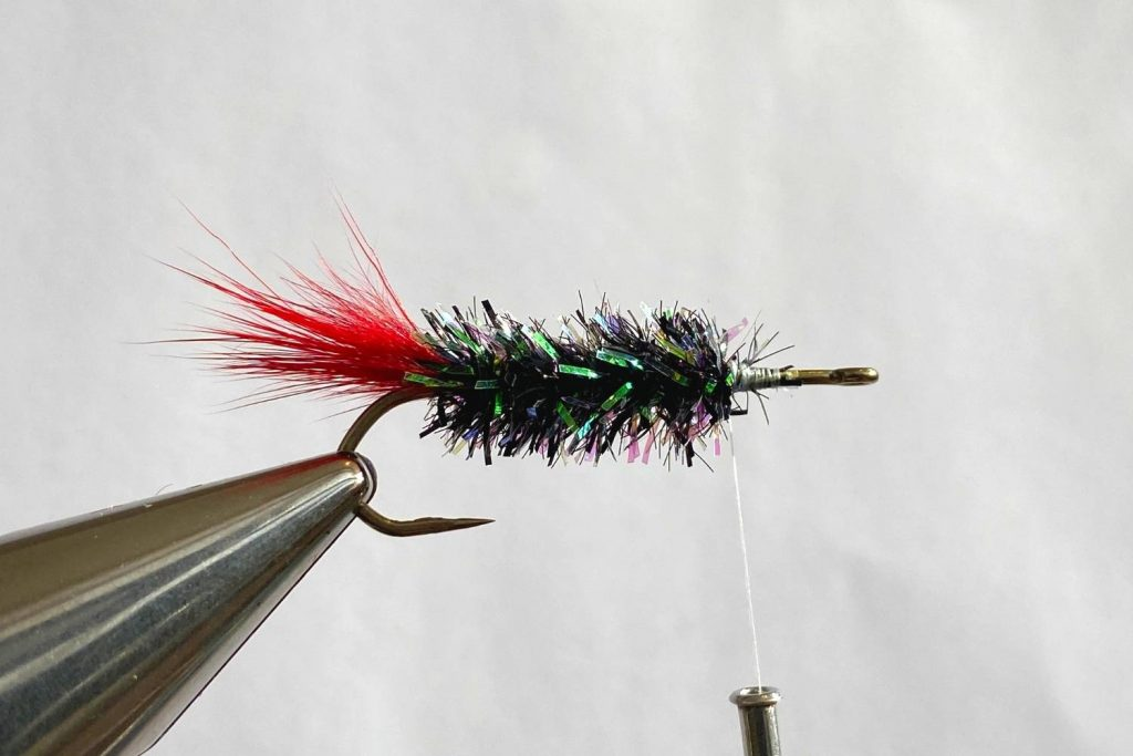 How to tie the Muddler Minnow Fly step 5